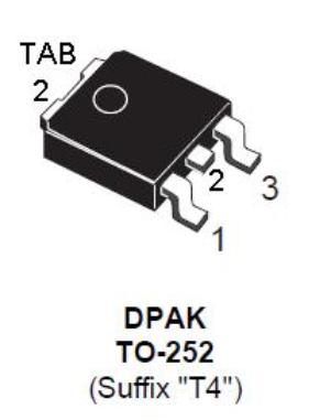 20PCS MJD127G MJD127 TIP127 TO-252 PNP TRANSISTOR