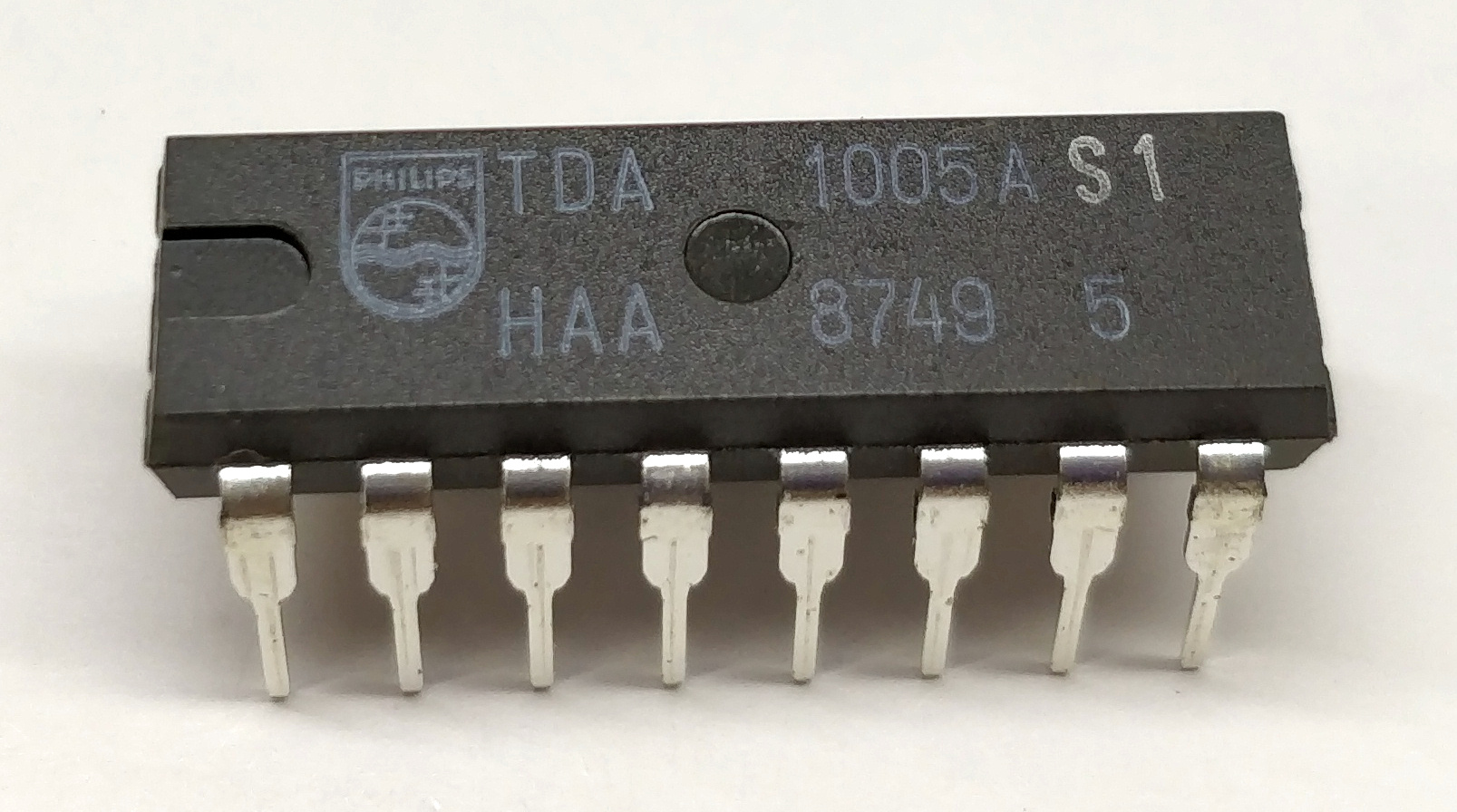 3 pieces TDA1005A FREQUENCY MULTIPLEX PLL STEREO DECODER TDA1005