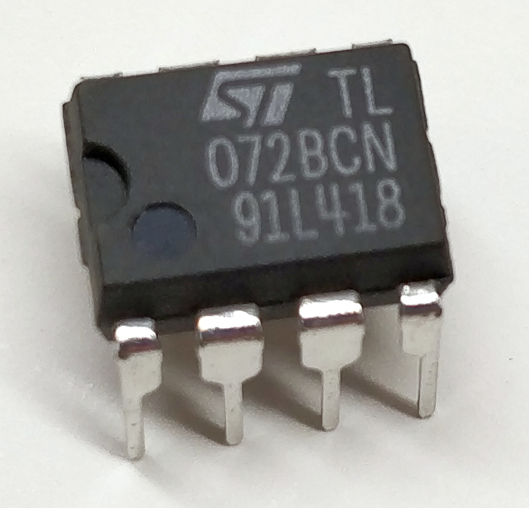 10 Pieces Tl072bcn Low Noise J Fet Dual Op Amp Tl082 Dip8 Ebay Operational Amplifier Schematic